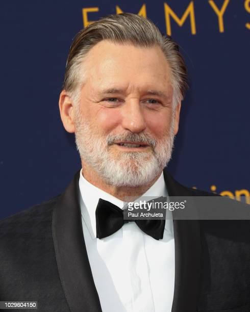 Actor Bill Pullman attends the 2018 Creative Arts Emmy Awards Day 1 at Microsoft Theater on September 8 2018 in Los Angeles California