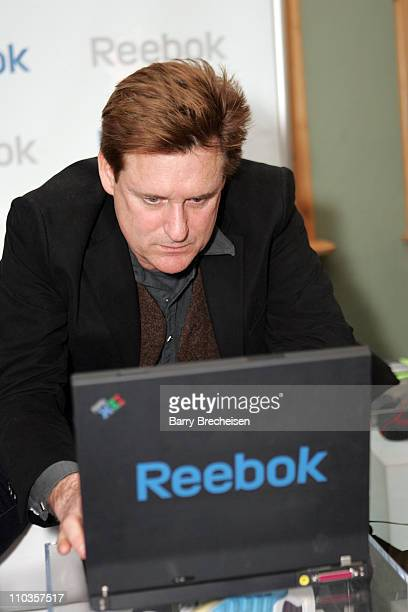 Actor Bill Pullman attends the Kari Feinstein Style Lounge at Reebok on January 18 2008 in Park City Utah