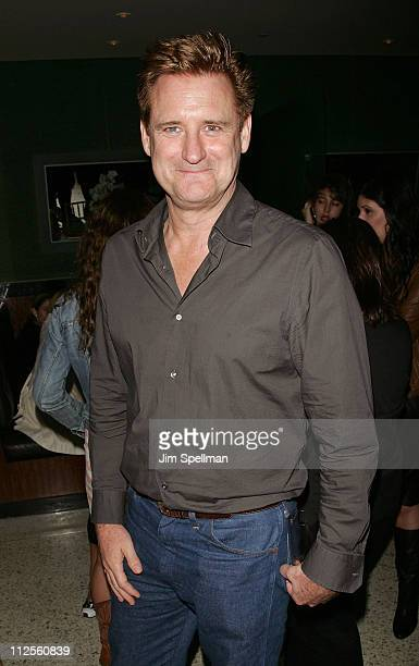Actor Bill Pullman attends the 'Lars and the Real Girl' Premiere After Party at The Brasserie 8 1/2 on October 3 2007 in New York City