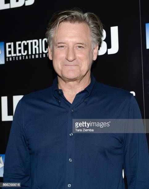 Actor Bill Pullman attends the premiere of Electric Entertainment's 'LBJ' at ArcLight Hollywood on October 24 2017 in Hollywood California