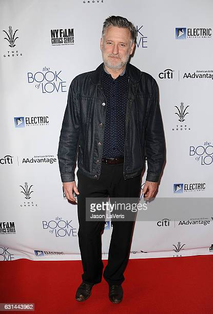 Actor Bill Pullman attends the premiere of 'The Book of Love' at The Grove on January 10 2017 in Los Angeles California