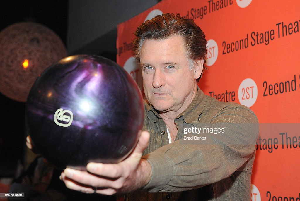 Actor Bill Pullman attends the Second Stage Theatre's 26th Annual All-Star Bowling Classic at Lucky Strike on February 04, 2013 in New York City.