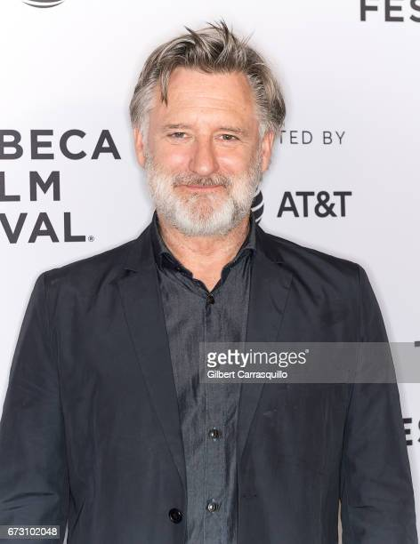 Actor Bill Pullman attends 'The Sinner' premiere during 2017 Tribeca Film Festival at SVA Theatre on April 25 2017 in New York City
