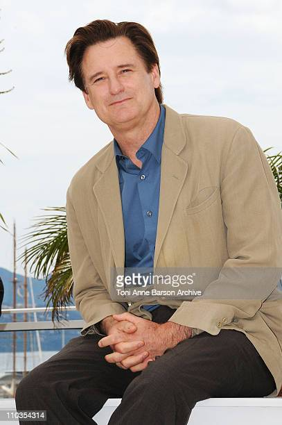 Actor Bill Pullman attends the Surveillance photocall at the Palais des Festivals during the 61st International Cannes Film Festival on May 21 2008...