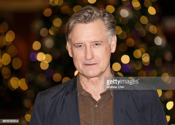 Actor Bill Pullman poses for a portrait during the 17th Annual Whistler Film Festival at the Fairmont Chateau Whistler on December 1 2017 in Whistler...