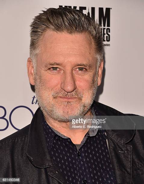 Actor Bill Pulman attends the premiere of Electric Entertainment's The Book Of Love at The Grove on January 10 2017 in Los Angeles California