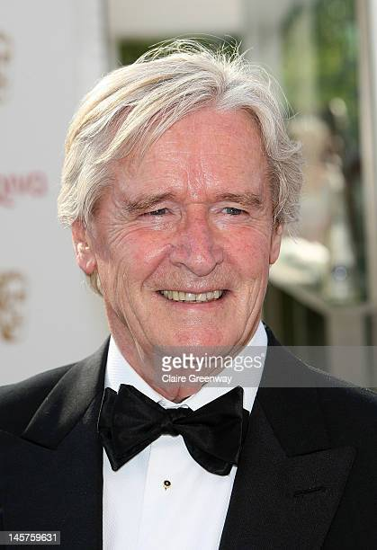 Actor Bill Roache attends The Arqiva British Academy Television Awards 2012 at The Royal Festival Hall on May 27 2012 in London England