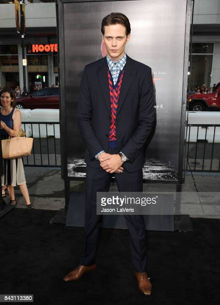 Actor Bill Skarsgard attends the premiere of It at TCL Chinese Theatre on September 5 2017 in Hollywood California