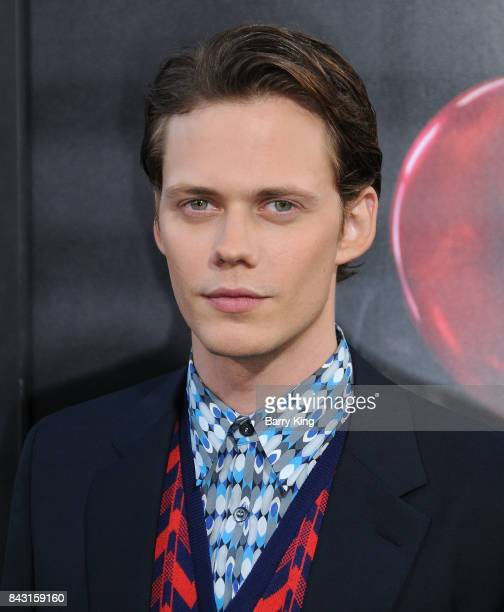 Actor Bill Skarsgard attends the premiere of Warner Bros Pictures and New Line Cinemas' 'It' at TCL Chinese Theatre on September 5 2017 in Hollywood...