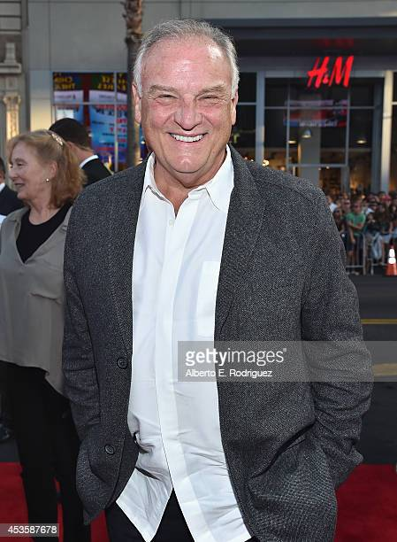 Actor Bill Smitrovich arrives to the World Premiere of Relativity Media's The November Man at the TCL Chinese Theatre on August 13 2014 in Hollywood...