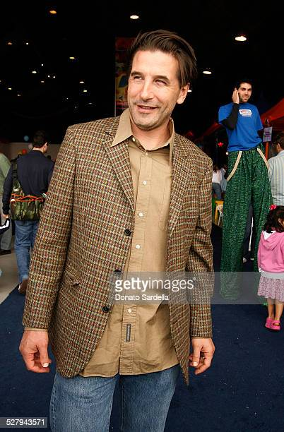 Actor Billy Baldwin at PS Arts 10th Annual Express Yourself Gala at Barker Hanger on November 4 2007 in Santa Monica California