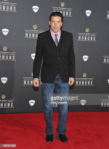 Actor Billy Baldwin attends NFL Honors And Pepsi Rookie Of The Year at Murat Theatre on February 4 2012 in Indianapolis Indiana