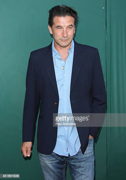 Actor Billy Baldwin attends the 2013 Summer TCA Party for the Hallmark Channel's on July 8 2014 in Beverly Hills California