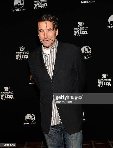 Actor Billy Baldwin attends the 26th Annual Santa Barbara International Fim Festival at the Arlington Theater on January 31 2011 in Santa Barbara...