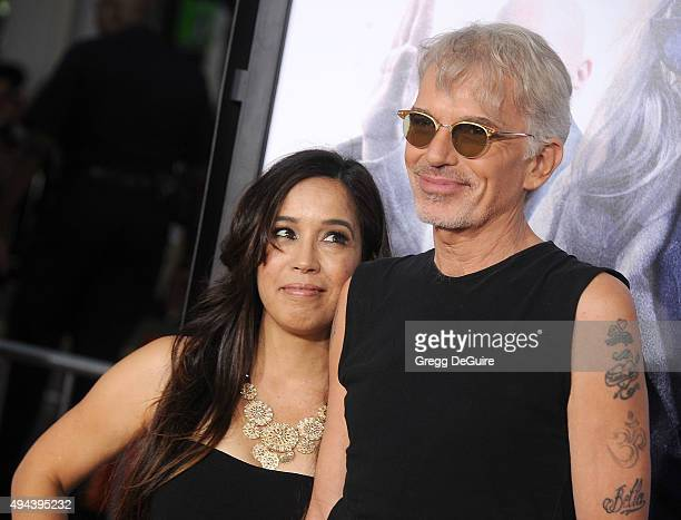 Actor Billy Bob Thornton and wife Connie Angland arrive at the premiere of Warner Bros Pictures' Our Brand Is Crisis at TCL Chinese Theatre on...