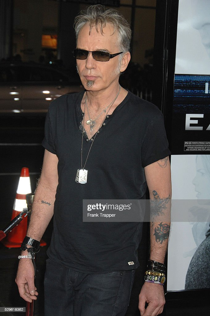 Actor Billy Bob Thornton arrives at the premiere of