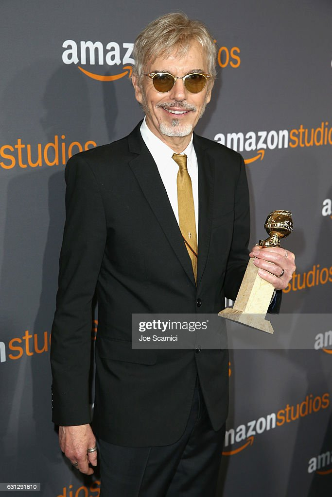 Actor Billy Bob Thornton attends Amazon Studios Golden Globes Celebration at The Beverly Hilton Hotel on January 8, 2017 in Beverly Hills, California.