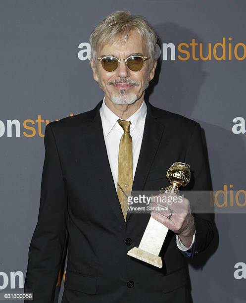 Actor Billy Bob Thornton attends Amazon Studios Golden Globes Party at The Beverly Hilton Hotel on January 8, 2017 in Beverly Hills, California.