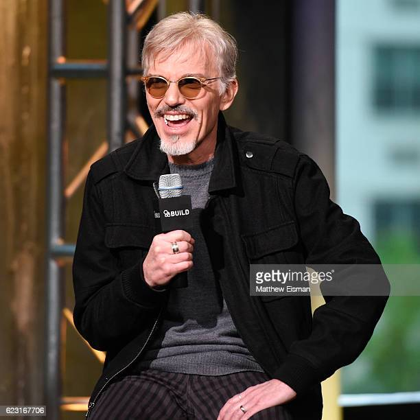 Actor Billy Bob Thornton attends The Build Series Presents Billy Bob Thornton Christina Hendricks Brett Kelly Tony Cox Mark Waters and Kathy Bates...