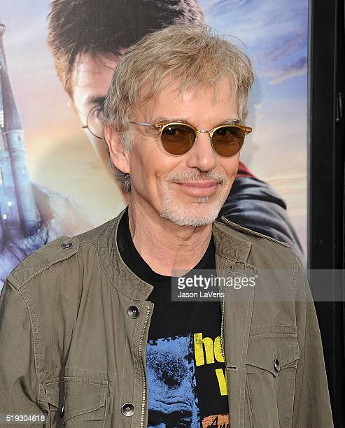 Actor Billy Bob Thornton attends the opening of The Wizarding World of Harry Potter at Universal Studios Hollywood on April 5 2016 in Universal City...