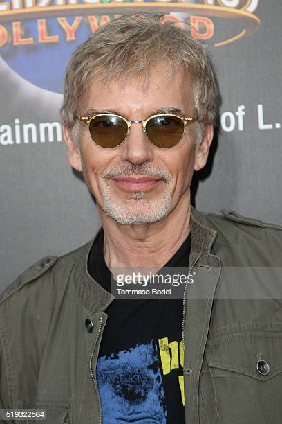 Actor Billy Bob Thornton attends the Universal Studios Hollywood Hosts The Opening Of The Wizarding World Of Harry Potter at Universal Studios...
