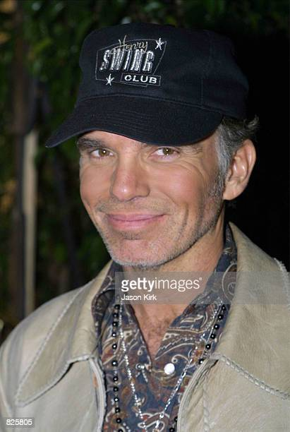 Actor Billy Bob Thornton participates at the press conference to announce the nominations for the 36th Annual Academy of Country Music Awards...