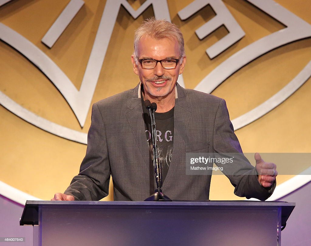 Actor Billy Bob Thorton speaks onstage at the 52nd Annual ICG Publicists Awards at The Beverly Hilton Hotel on February 20, 2015 in Beverly Hills, California.