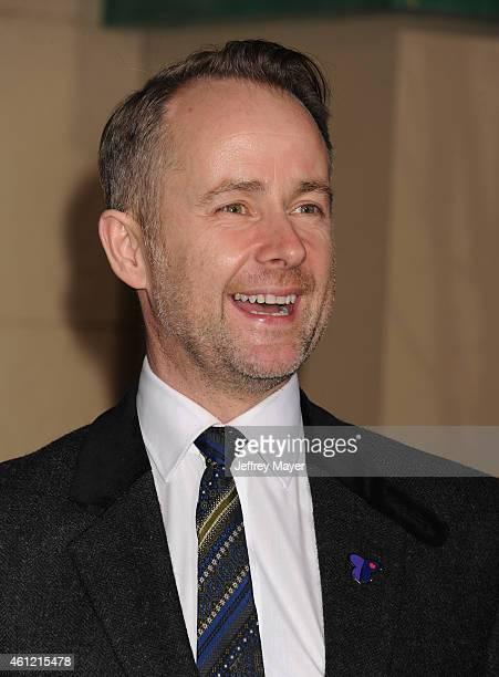 Actor Billy Boyd arrives at the 'The Hobbit: The Battle Of The Five Armies' at Dolby Theatre on December 9, 2014 in Hollywood, California.