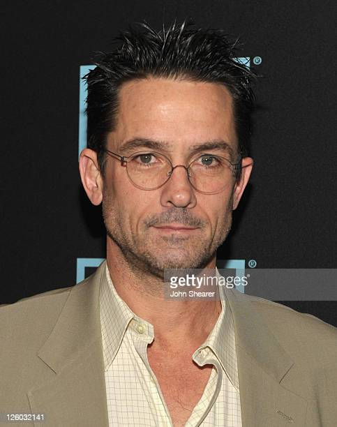 Actor Billy Campbell arrives to The Killing AMC TCA Panel at the Langham Hotel on January 7 2011 in Pasadena California