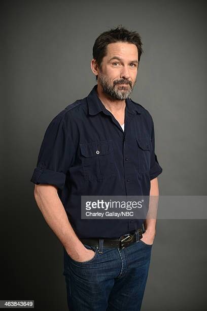 Actor Billy Campbell attends the 2014 NBCUniversal TCA Winter Press Tour Portraits at Langham Hotel on January 19 2014 in Pasadena California