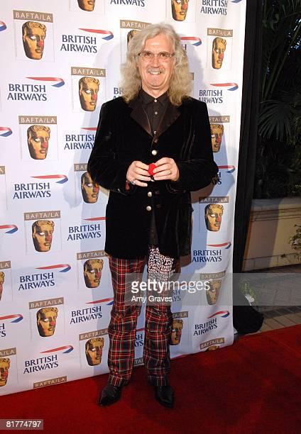 Actor Billy Connolly attends the BAFTA/LA British Comedy Awards Presented by British Airways on May 1 2008 in Beverly Hills California