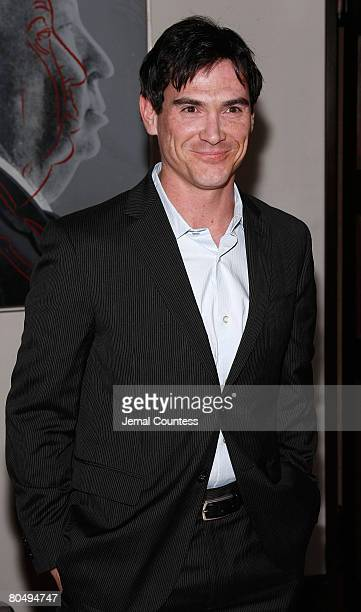 Actor Billy Cruddup attends the Dolce Gabbana's The One Fragrance Launch and Private Dinner at The Grammercy Park Hotel on december 4 2007 in New...