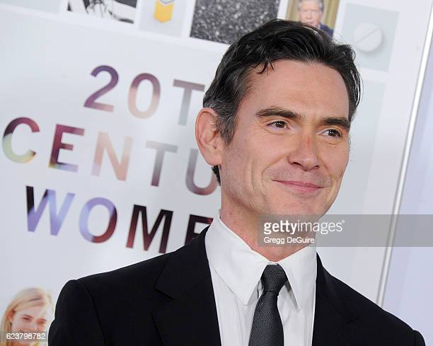 Actor Billy Crudup arrives at the AFI FEST 2016 Presented By Audi A Tribute To Annette Bening And Gala Screening Of A24's 20th Century Women at TCL...