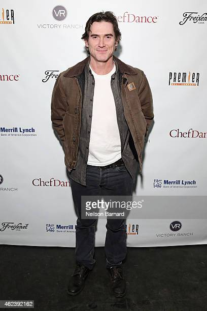 Actor Billy Crudup attends ChefDance 2015 presented by Victory Ranch and sponsored by Merrill Lynch Freixenet and Anchor Distilling on January 27...