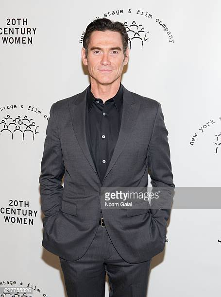 Actor Billy Crudup attends the 2016 New York Stage and Film Winter Gala at The Plaza Hotel on December 4 2016 in New York City