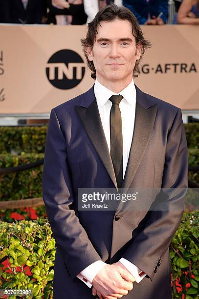 Actor Billy Crudup attends the 22nd Annual Screen Actors Guild Awards at The Shrine Auditorium on January 30 2016 in Los Angeles California