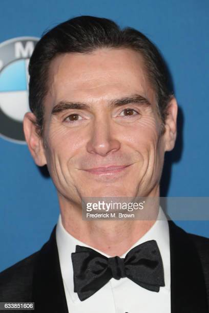 Actor Billy Crudup attends the 69th Annual Directors Guild of America Awards at The Beverly Hilton Hotel on February 4 2017 in Beverly Hills...