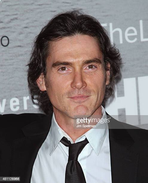 Actor Billy Crudup attends The Leftovers premiere at NYU Skirball Center on June 23 2014 in New York City