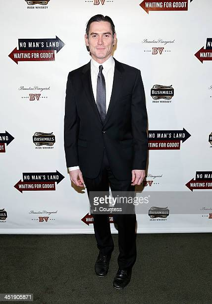 """Actor Billy Crudup attends the """"No Man's Land"""" & """"Waiting For Godot"""" Opening Night after party at the Bryant Park Grill on November 24, 2013 in New..."""