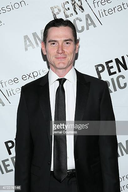Actor Billy Crudup attends the PEN American Center Literary Gala at American Museum of Natural History on May 5 2015 in New York City