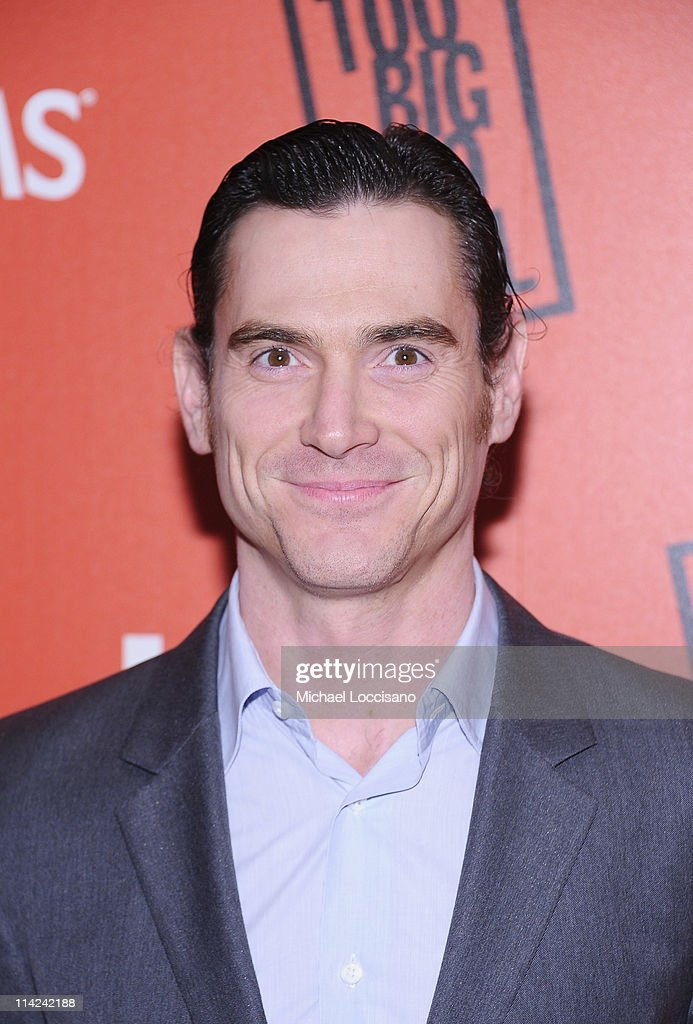 Actor Billy Crudup attends the 'Too Big To Fail' New York Premiere at The Museum of Modern Art on May 16, 2011 in New York City.