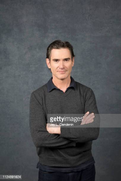 Actor Billy Crudup, from 'After the Wedding' is photographed for Los Angeles Times on January 25, 2019 at the 2019 Sundance Film Festival, in Salt...