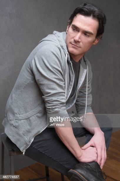 Actor Billy Crudup is photographed at the Sundance Film Festival 2014 for Self Assignment on January 25 2014 in Park City Utah