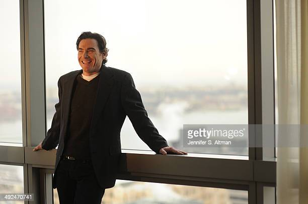 Actor Billy Crudup is photographed for Los Angeles Times on March 4 2014 in New York City PUBLISHED IMAGE