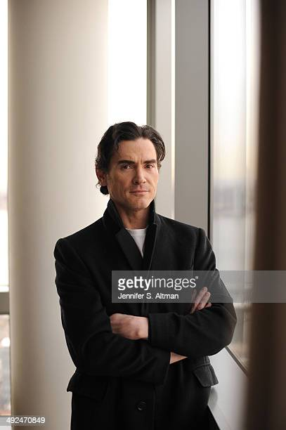 Actor Billy Crudup is photographed for Los Angeles Times on March 4 2014 in New York City