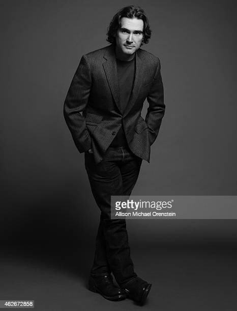 Actor Billy Crudup is photographed for Wall Street Journal on September 24 2014 in New York City