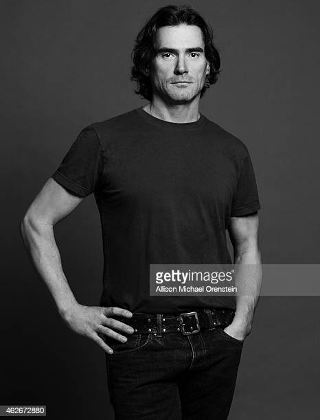 Actor Billy Crudup is photographed for Wall Street Journal on September 24, 2014 in New York City.