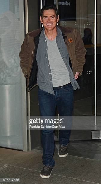 Actor Billy Crudup is seen on December 4, 2016 in New York City.
