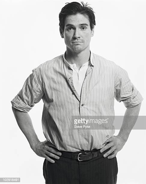 Actor Billy Crudup poses for a portrait shoot in New York USA