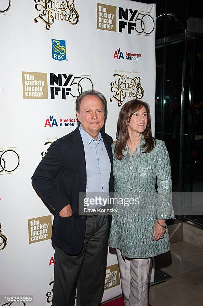 """Actor Billy Crystal and wife Janice Goldfinger attends the 25th Anniversary Screening & Cast Reunion Of """"The Princess Bride"""" during the 50th annual..."""